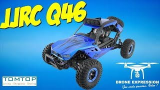 JJRC Q46 RC CAR UNBOXING REVIEW RUN TEST TOMTOP