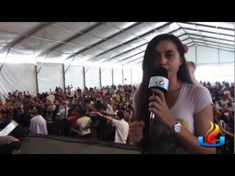 UMADEB 2012 - Dia 20-02 - Chamada Vanusa