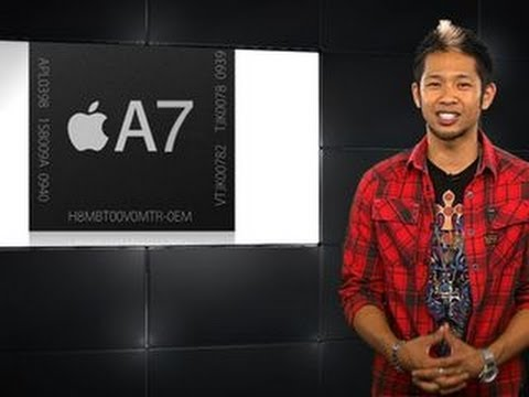 Apple Byte - New details on the iPhone 5S's A7 processor