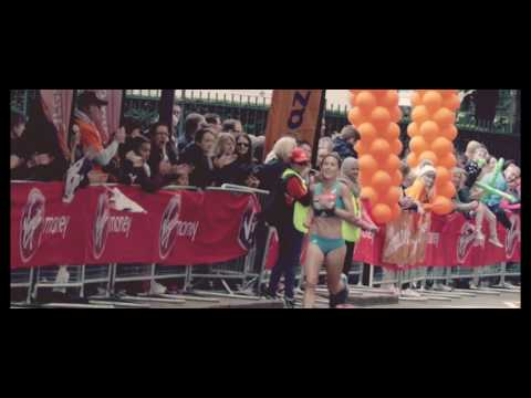 London Marathon 2017 - Can You See You?