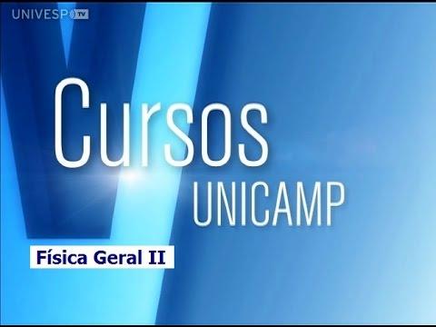 Cursos Unicamp - Física Geral II - Ondas I - Parte 1
