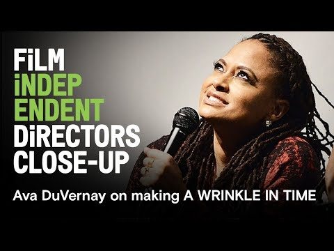 Ava DuVernay Discusses A WRINKLE IN TIME | 2018 Directors Close-Up