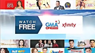 GMA shows now available on demand for FREE via XFINITY!