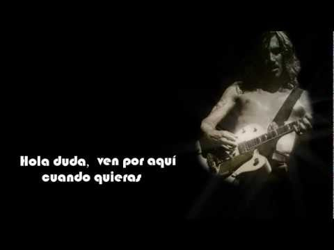 John Frusciante - An excercise