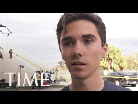 Florida School Shooting Survivor Describes Horror In Detail: 'This Is Not Acceptable!' | TIME