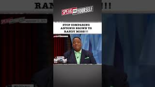 Jason Whitlock Stop Comparing Antonio Brown To Randy Moss