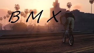 GTA 5: BMX #01 (GTA V Machinima)