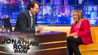 A Day in The Life of Iggy Pop | The Jonathan Ross Show