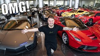 BUYING a CHEAP SUPERCAR from Dubai | Ep.1