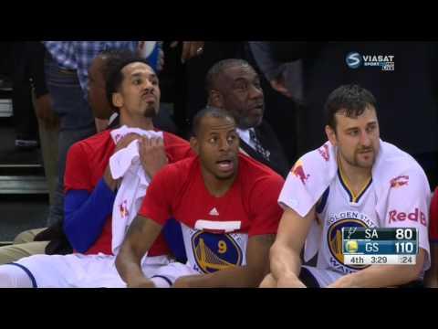 Boban Marjanovic Full Game Highlight VS Golden State Warriors (12Points,6Rebounds)