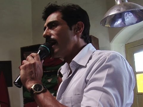 Arjun Rampal Plays Director - Chakravyuh