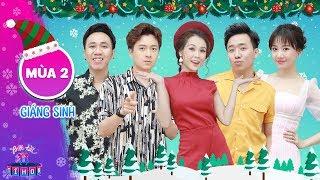 Biệt Tài Tí Hon 2 | Hậu trường tập 8: Trấn Thành, Hari Won, Sam gửi lời chúc giáng sinh đến khán giả
