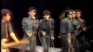 """Titãs - """"Televisão"""", programa de auditório, 1985"""