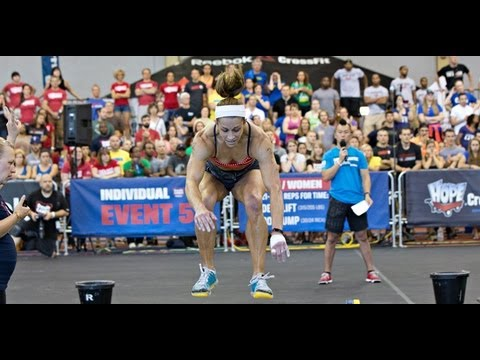 Crossfit - A Fresh Perspective: Michelle Crawford video