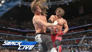 WWE Smackdown LIVE 23 AUGUST 2016 Highlight HD