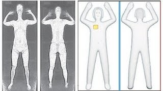 TSA Naked Body Scanners ARE NOT being taken out of Airports!