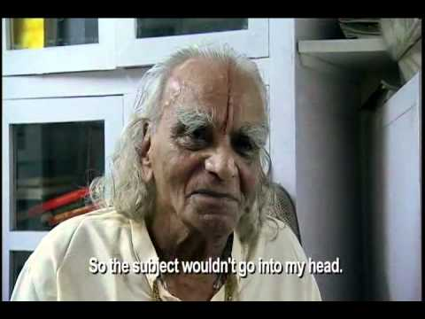 Iyengar Interview