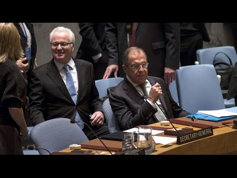 'ISIS in Iraq, Syria have WMD components' – Lavrov to UN Security Council