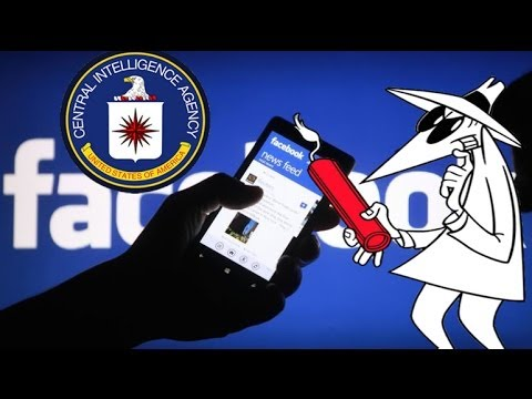 CIA Joins Facebook and Twitter