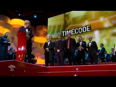 Timecode, Mejor Corto de Ficción en los Goya 2017