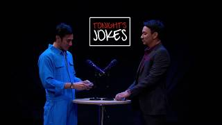 Tonights Jokes! Bikin Abimana & Vino Nyerah