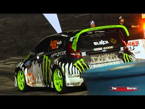 Ken Block's Gymkhana Grid 2010 Irwindale Speedway Music Videos