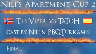NAC2 Finals | TheViper vs TaToH | AoE2