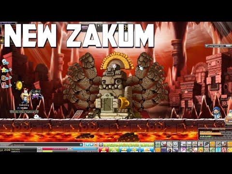New Revamped ZAKUM : MapleStory