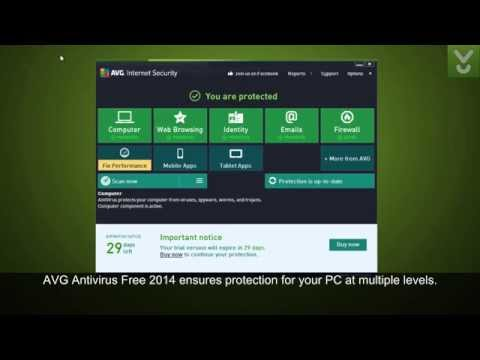 AVG Antivirus Free Download 2014 Full Version Review