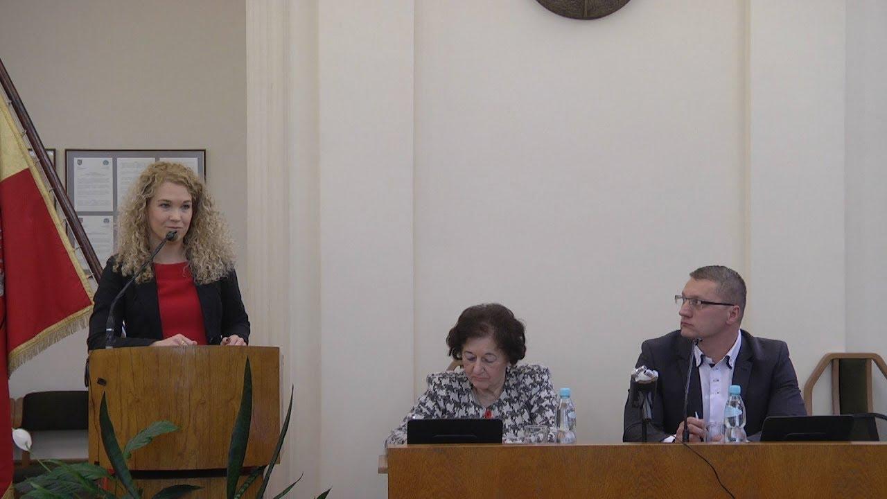 VII sesja Rady Miejskiej w Świętochłowicach