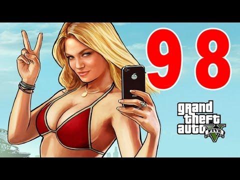 Let´s Play Grand Theft Auto 5 / GTA V Gameplay Deutsch - Part 98 - Trevor besser als CJ ?