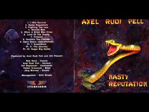 Axel Rudi Pell - Open Doors