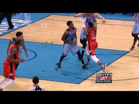 Memphis Grizzlies vs Oklahoma City Thunder - January 6, 2016