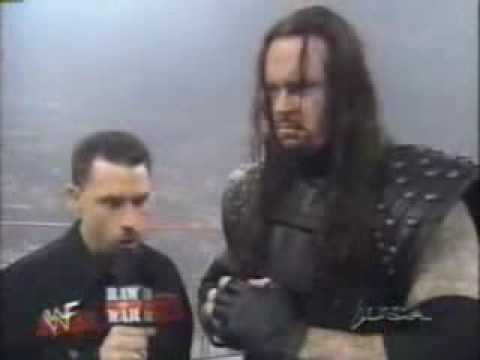 reliving the undertaker 1997 moments undertaker amp kane