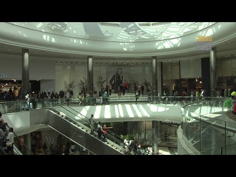 JT MALL OF AFRICA city news