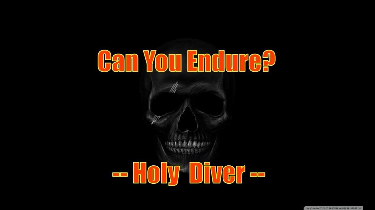 1 Holy Diver Famicom