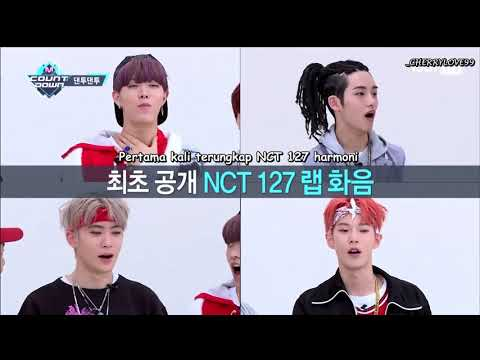 [INDOSUB] 170119 NCT127 M Countdown Dance Dance Together (Part 2)