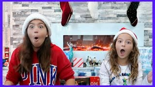 OPENING CHRISTMAS PRESENTS 2018 | OUR FAMILY PRANKED US | SISTER FOREVER