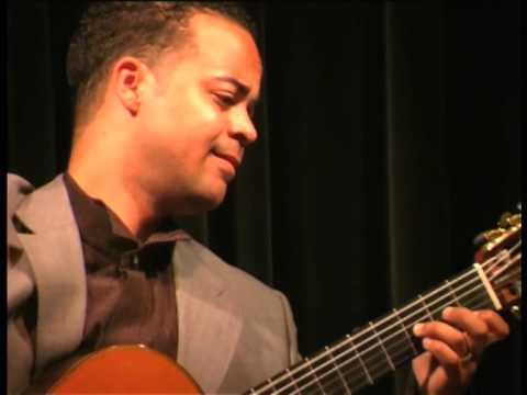 Marlon Titre - Paisaje Cubano con Fiesta ( Leo Brouwer)