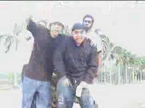 Saykoji - Hiphopku ft.Vashti (2004) Underground Era