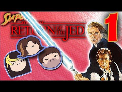 Super Star Wars Return of the Jedi: Making History - PART 1 - Grumpcade
