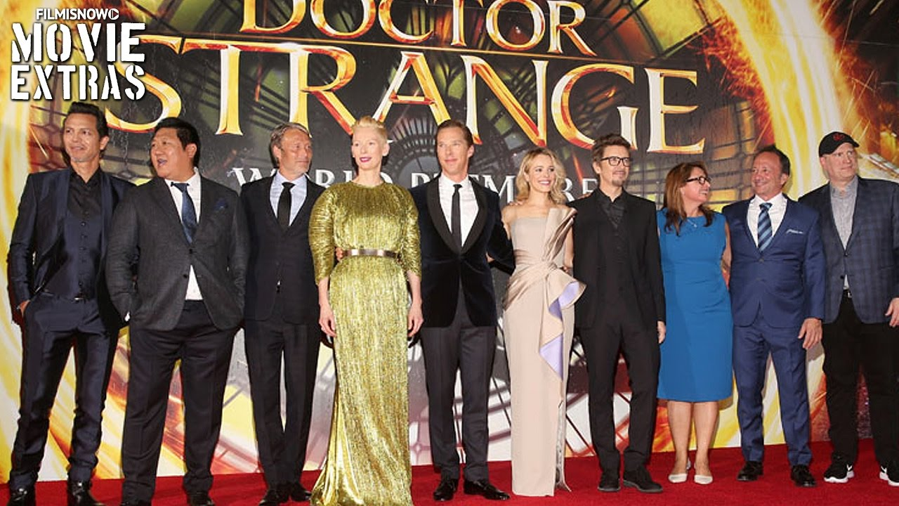 Doctor Strange | Los Angeles World Premiere