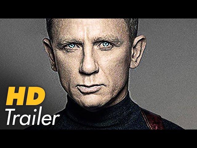 JAMES BOND 007 SPECTRE Teaser Trailer German Deutsch (2015)