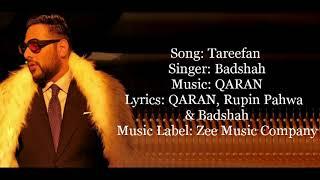 34 Tareefan 34 Full Song Badshah Qaran Veere Di Wedding Kareena Sonam Kapoor