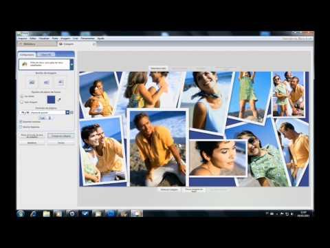 Painel de Fotos - Como fazer um Painel de Fotos usando o programa gratuito Picasa do Google