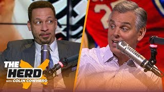 Chris Broussard on if Ty Lue is best fit for Lakers, says 76ers have 'many issues' | NBA | THE HERD