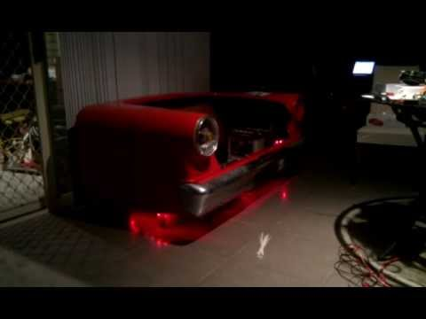 Ford Xp Car Couch Led Display Youtube