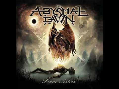 曲のイメージをカバー Blacken The Sky によって Abysmal Dawn