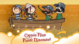 Captain Flinn: The Great Acorn Roberry  S1 E26 | WikoKiko Kids TV