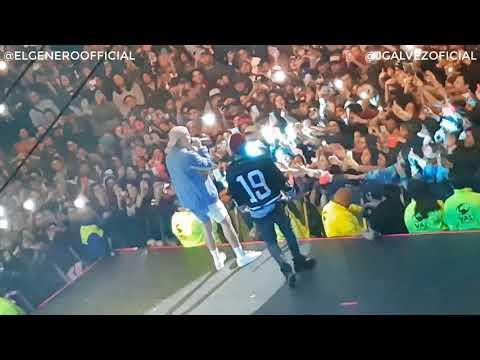 0 - Bad Bunny, Karol G, Alex Killer, DJ Luian y Jory Boy – Teatro Caupolican (Chile 2017)